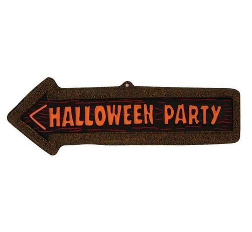 Deco Arrow Hallow. Party