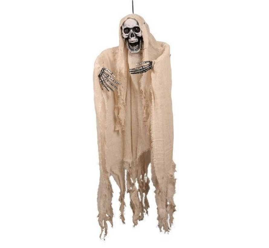 Deco Skull 90cm moving