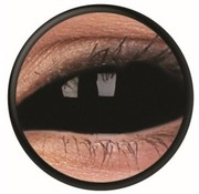 Breaklight.be Lentilles Black Sclera 22 mm