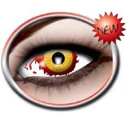Eyecatcher Damaged Eye | Lentilles Sclera 22mm