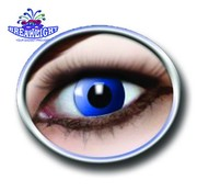 Eyecatcher Blue Elf | lentilles de 3 mois