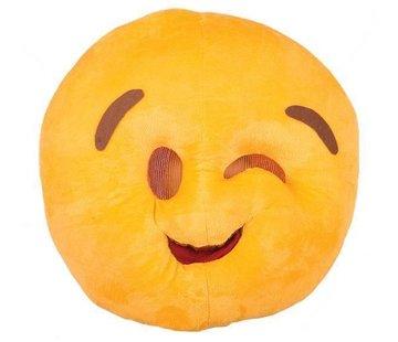 Partyline Masque Emoji Clin d'oeil