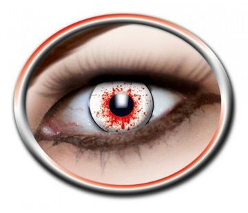 Eyecatcher Bloodshot III 3 mois lentilles