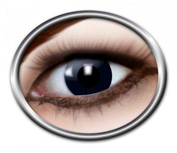 Eyecatcher Black Witch   3 month lenses