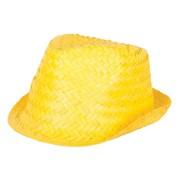 Funk Straw Hat Yellow