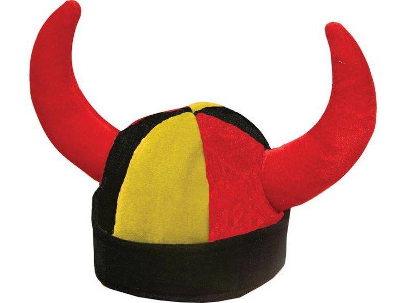 Hat devils horns