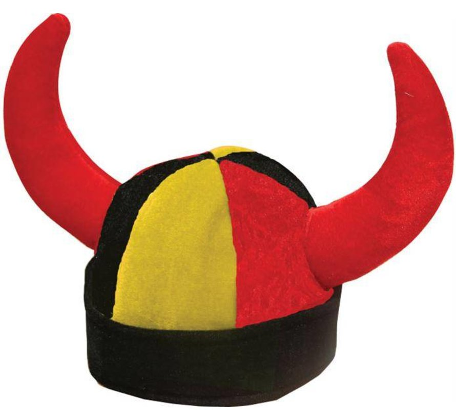 Hat devils horns