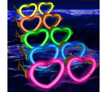 Breaklight Glow Hart brilmonturen