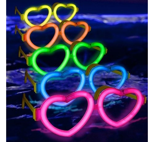 Breaklight.be Connectors For Heart Glow Glasses