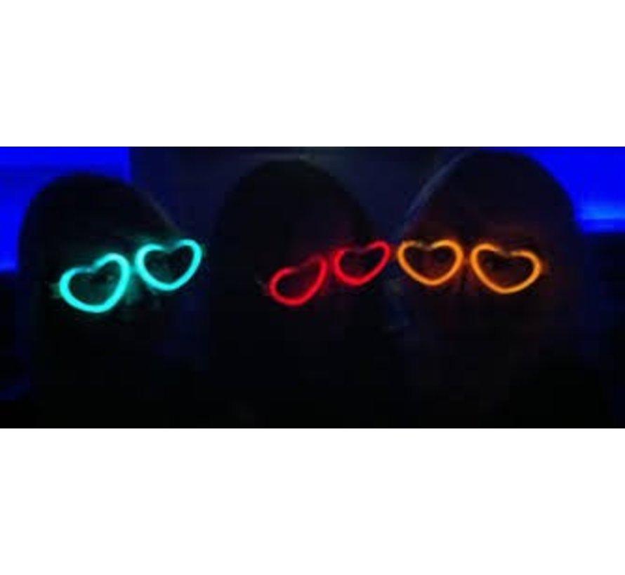 Glow Hart brilmonturen