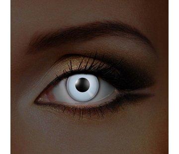 Eyecatcher UV Blanc lentilles de couleur