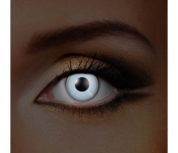 Eyecatcher UV Witte Kleurlenzen