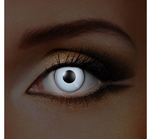 Eyecatcher UV White Colorlenses