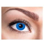 UV lentilles de couleur Blue