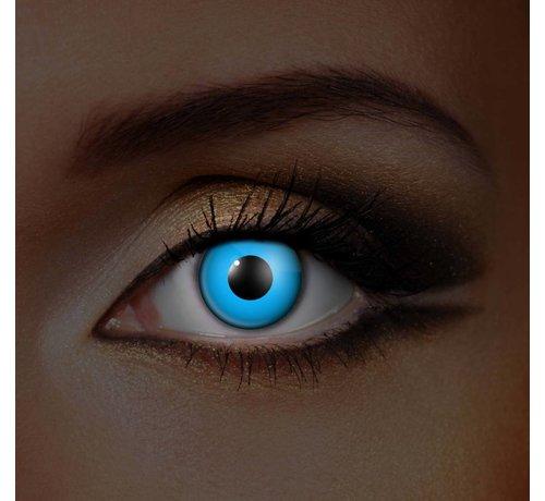 Eyecatcher UV Blauwe Kleurlenzen