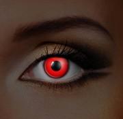 Eyecatcher UV lentilles de couleur Rouge