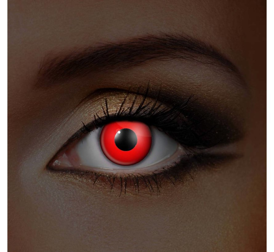 UV Red Colorlens
