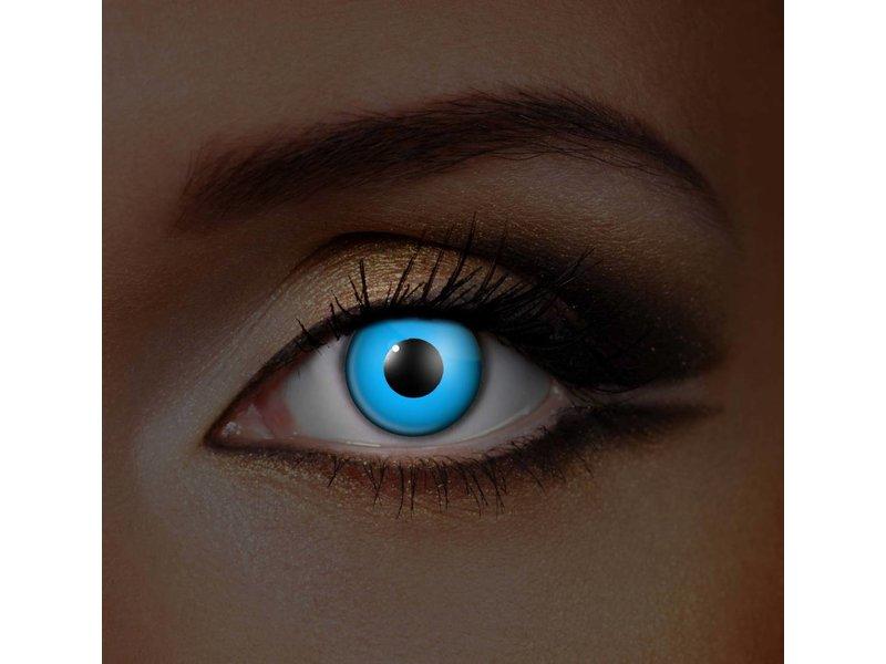 UV Blauwe Kleurlenzen