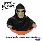 Snoep kom Halloween ' Don't take my candy'