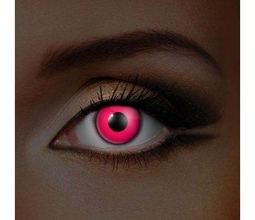 Eyecatcher UV Pink Colorlens | Monthly Lenses