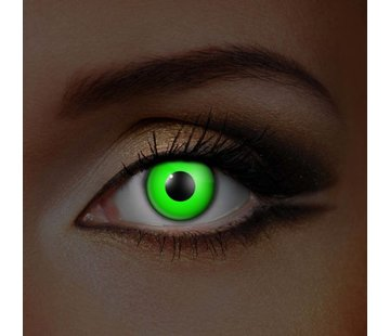 UV Green Colorlens
