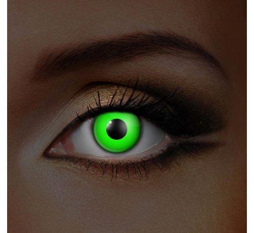 Eyecatcher UV Green Colorlens | Monthly Lenses