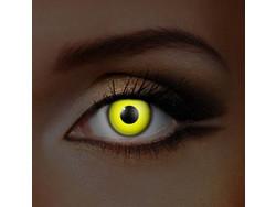 UV Yellow Colorlens
