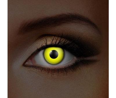 UV Gele Kleurlenzen