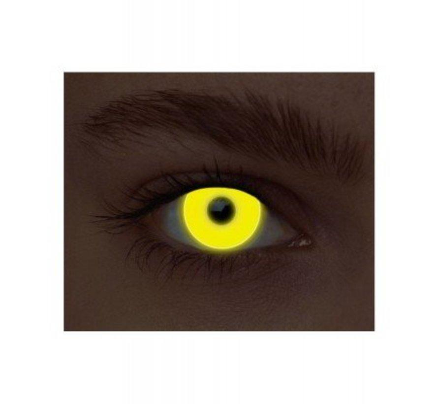 UV Gele Kleurlenzen | Maandlenzen