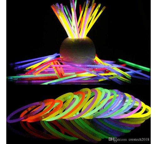 Breaklight.be Mixed glow bracelets