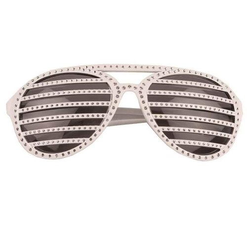 Partyline Disco Party Glasses Screen dots