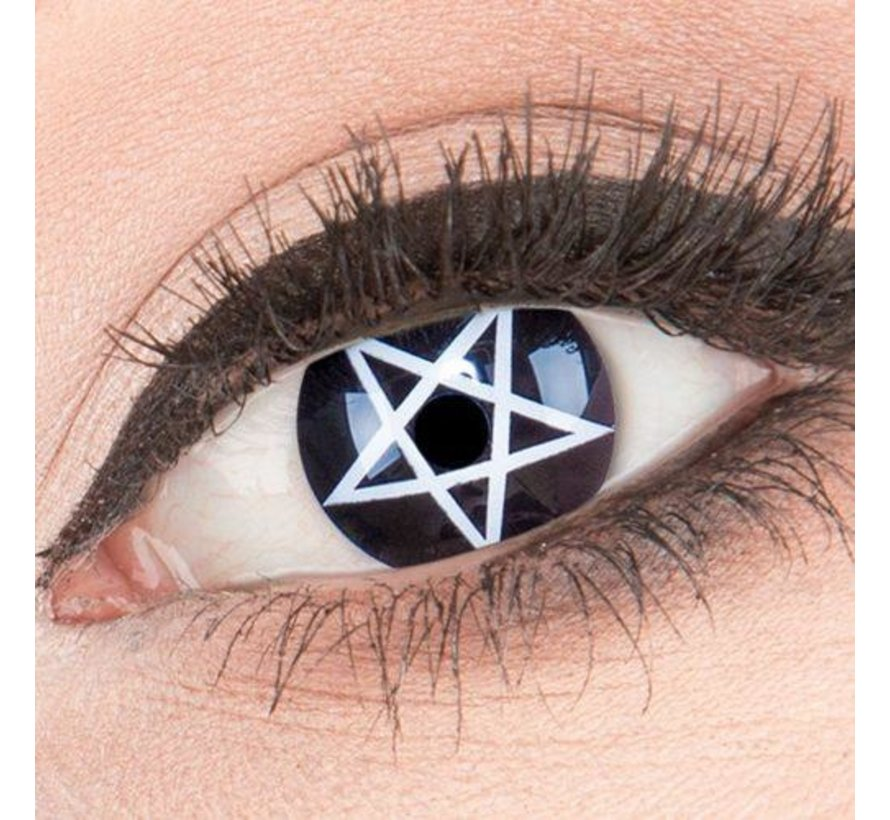 Colorlenses 'Pentagram' 3 month lenses
