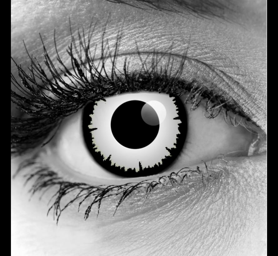 Lentilles Angelic White | lentilles de couleur blanche | lentilles 3 mois