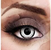 Eyecatcher Lentilles Angelic White | lentilles de couleur blanche | lentilles 3 mois