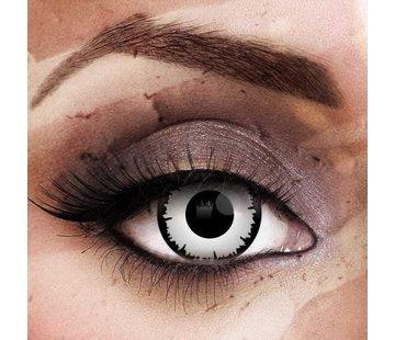 Eyecatcher Angelic White lenzen| Witte lenzen | 3-maandslenzen