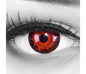 Eyecatcher Lentilles de couleur ''Cataclysm' 3 mois