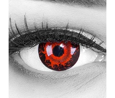 Eyecatcher Lentilles de couleur 'Cataclysm' 3 mois