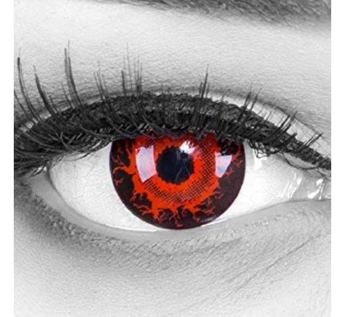 Eyecatcher Colorlenses 'Cataclysm' 3 month lenses