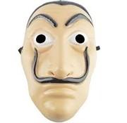 Partyline La Casa de Papel El Salvador Dali Mask