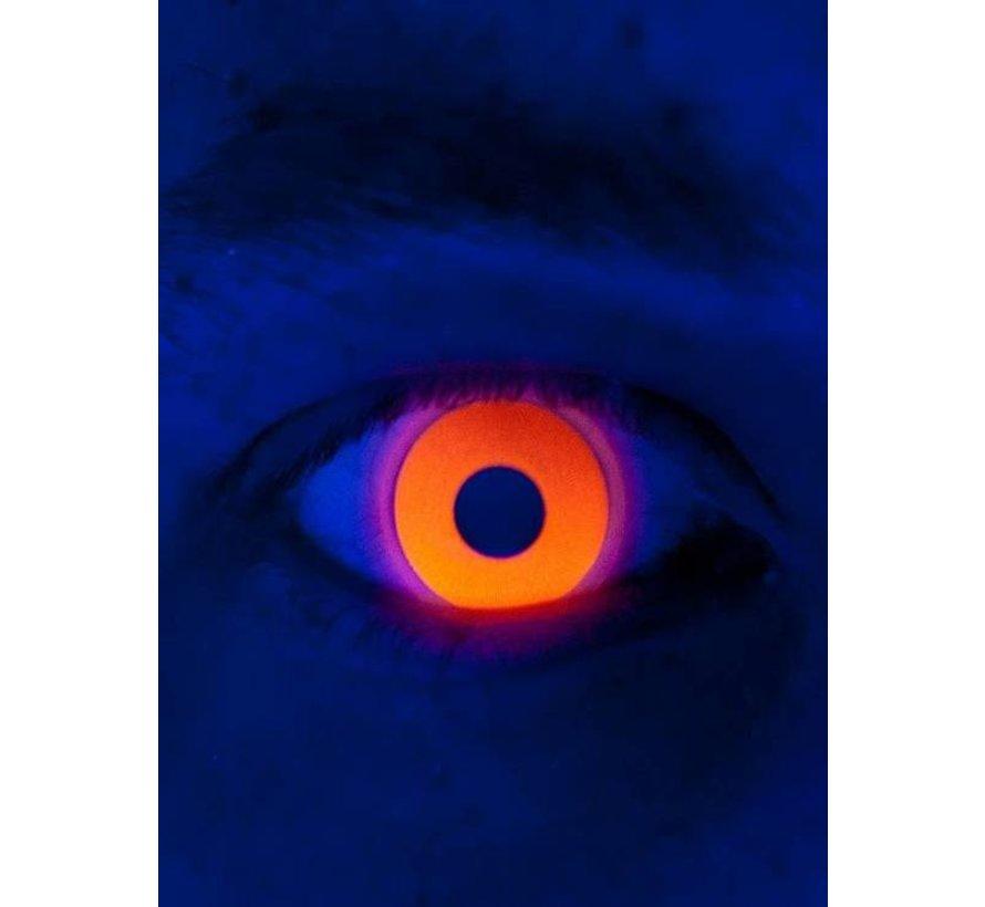 UV Orange Colorlens