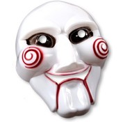 Partyline Jigsaw Masker