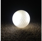Breaklight.be Balle de golf led Blanc