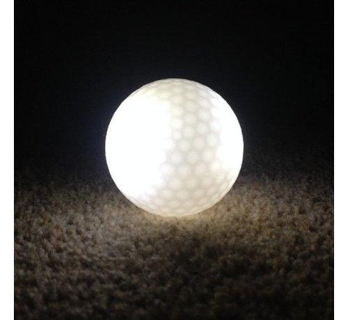 Breaklight.be Balle de golf led Blanc