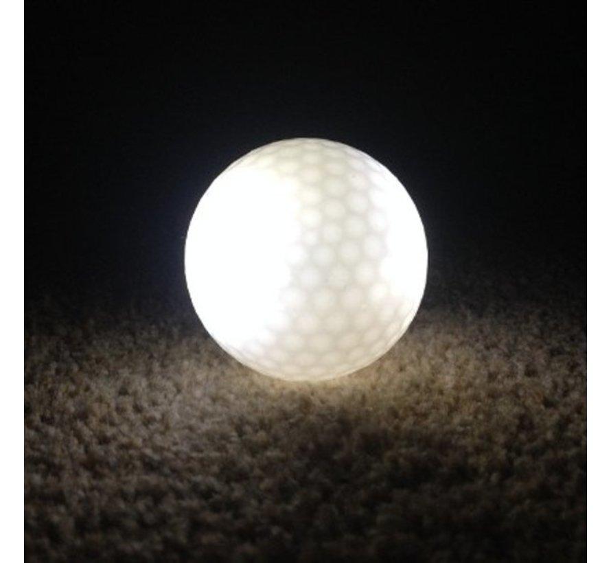 Balle de golf led Blanc