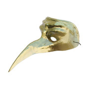 Partyline Venetian Mask gold