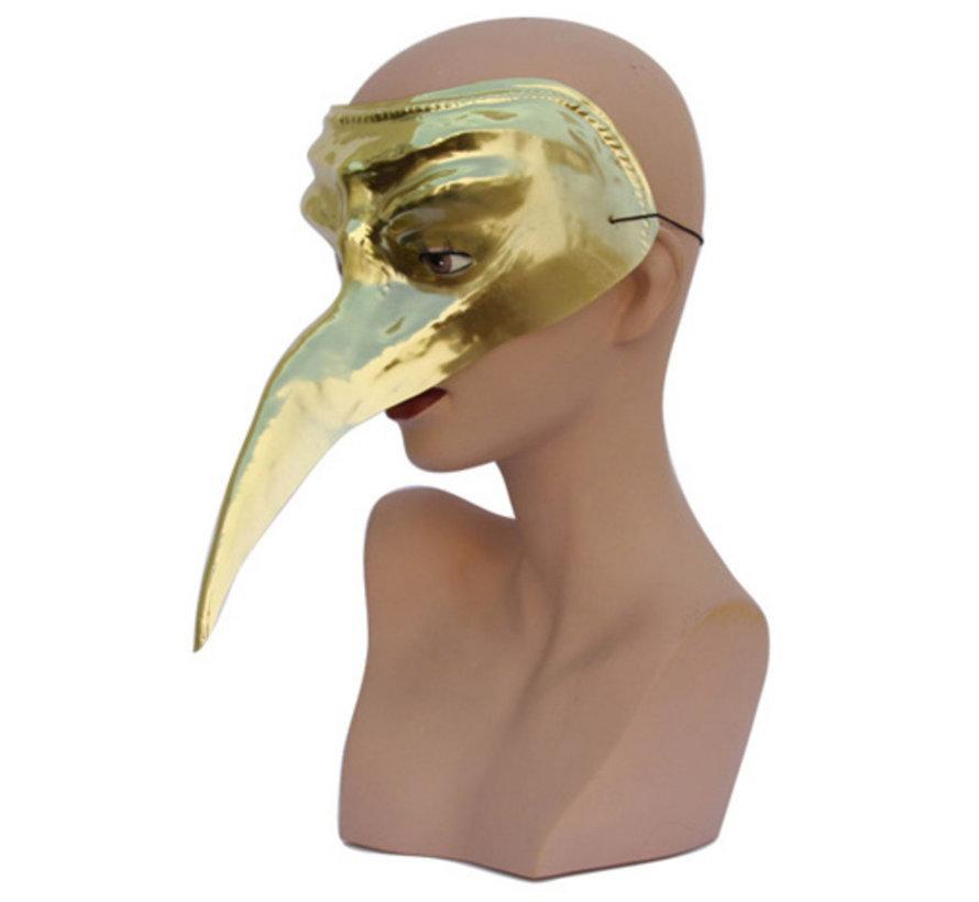 Masque vénitien or