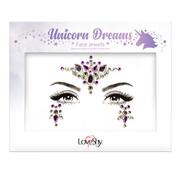 "Love Shy Cosmetics Gezicht Juwelen "" Unicorn Dreams """
