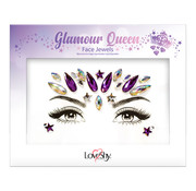 """Love Shy Cosmetics Face Juwels """" Glamour Queen """""""