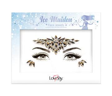 """Love Shy Cosmetics Gezicht Juwelen """" Ice Maiden """""""