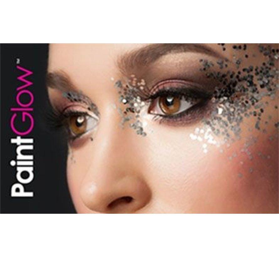 PaintGlow Bio Degradable  Chunky glitter set